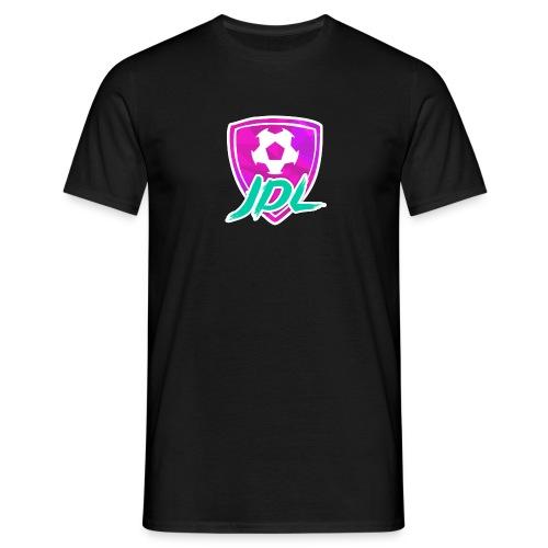 Logotipo del canal de JDL - Camiseta hombre