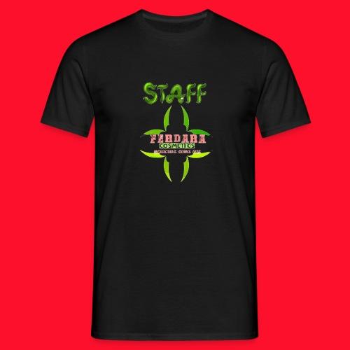 logo_de_ferdara_cosmetics_veracruz_zona_sur. - Camiseta hombre