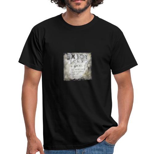 Phoenician Eye Test - Männer T-Shirt