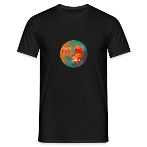 FluxedFoxOffical - Men's T-Shirt