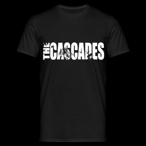 The Cascades Lettering - Men's T-Shirt