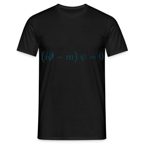Dirac t-shirt - Men's T-Shirt