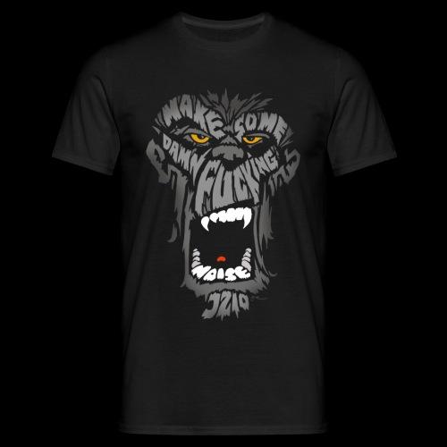 make some noise // J2IO // - Männer T-Shirt