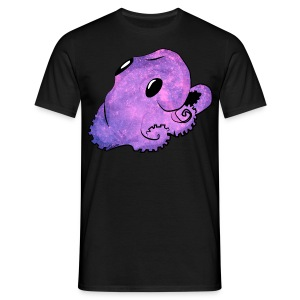 Kawaii octopus - Men's T-Shirt