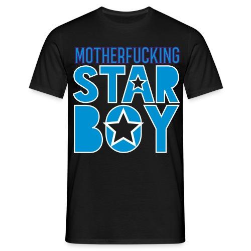 Starboy colour - Mannen T-shirt