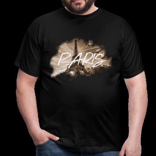 PARIS   MKEY - Männer T-Shirt