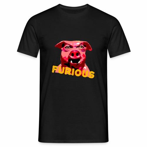 FAT SOW - Men's T-Shirt