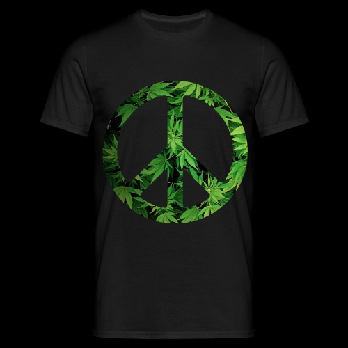 Cannapeace - Men's T-Shirt