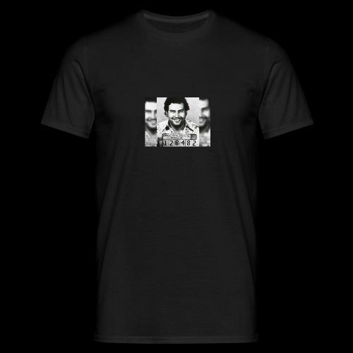 Pablo Escobar - T-shirt Homme
