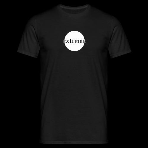 extrem white - Men's T-Shirt
