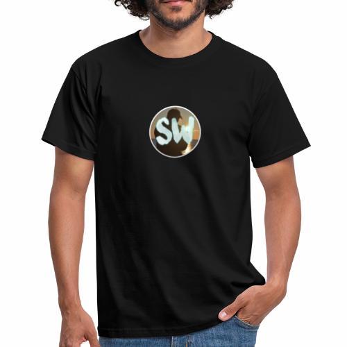 T-Shirts Rond StijnWolthuis logo - Mannen T-shirt