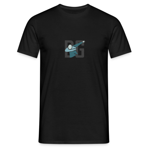 Original Dabsta Gangstas design - Men's T-Shirt
