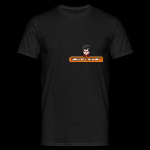 Sirbasticraft - Männer T-Shirt