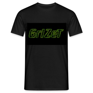 Grizet Merch - Männer T-Shirt