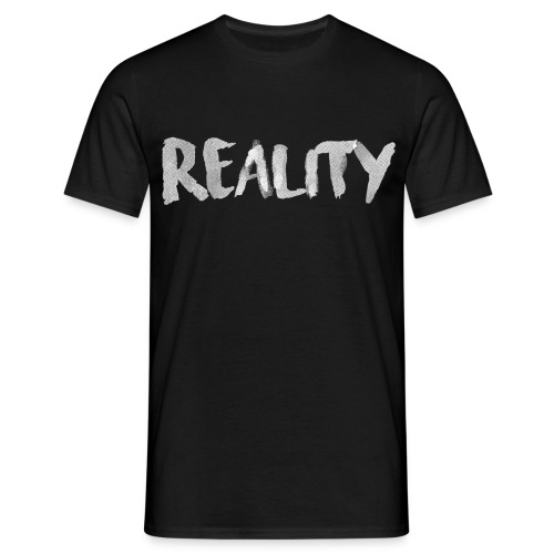 Reality - T-shirt Homme