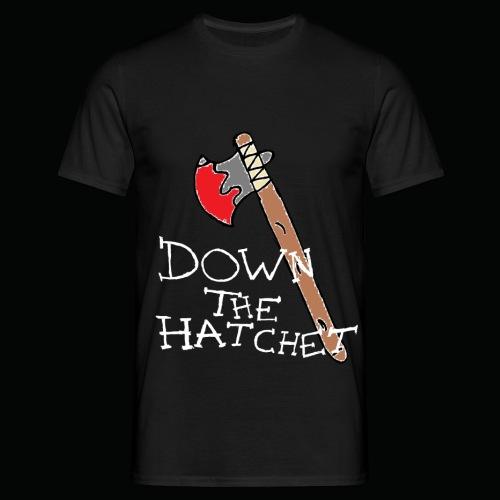 DTH Axe logo T-Shirt - Men's T-Shirt
