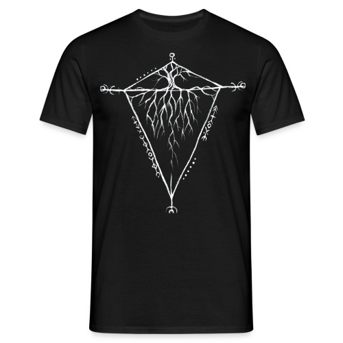 Kuusanna pagan tree - Miesten t-paita