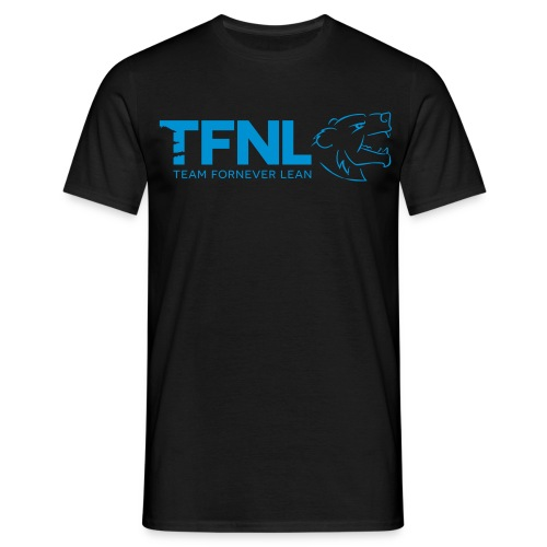 TFNL Blue Logo Tee - Men's T-Shirt