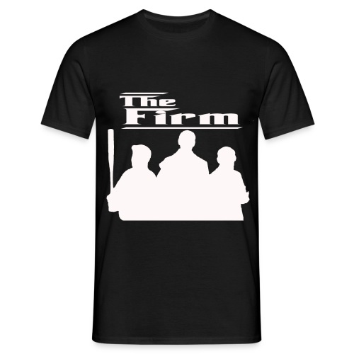 The Firm White Limited Edition - Men's T-Shirt
