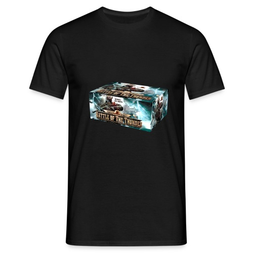 Battle of the Thunder - Männer T-Shirt