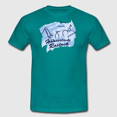 hanselights - Männer T-Shirt