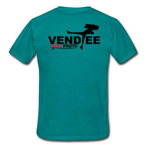 VS Bodyboard Logo Noir - T-shirt Homme