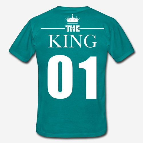 KING 01 (King & Queen) - T-shirt Homme