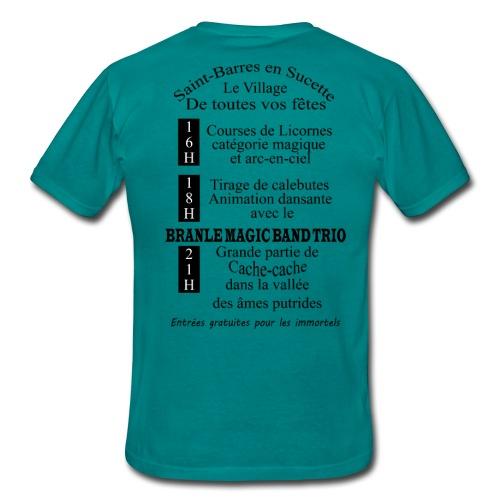 Cache-cache - T-shirt Homme