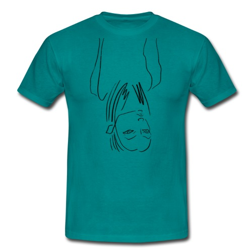Lineart No.4 - Männer T-Shirt