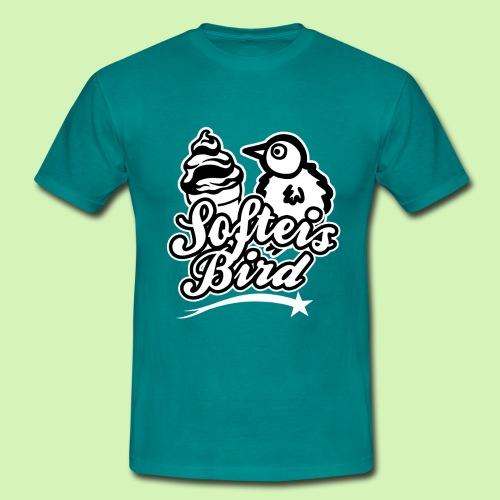 SofteisBird women - Männer T-Shirt