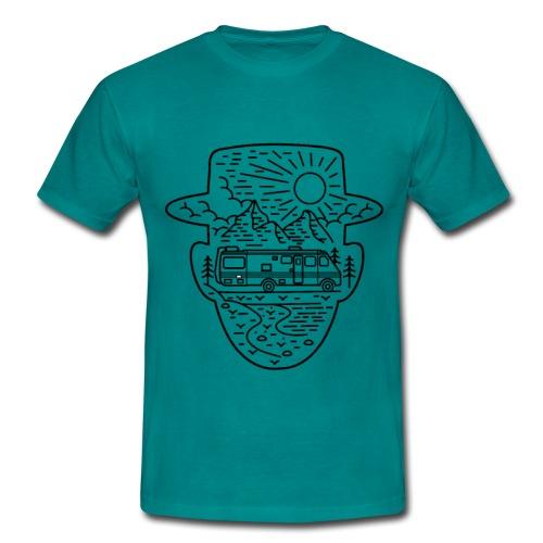 Heisenberg - Männer T-Shirt