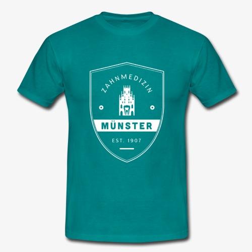 Fachschaftslogo 2015 weiß - Männer T-Shirt