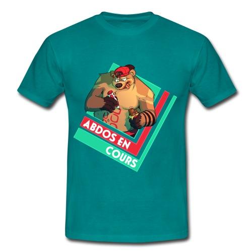 Abdos en cours - T-shirt Homme