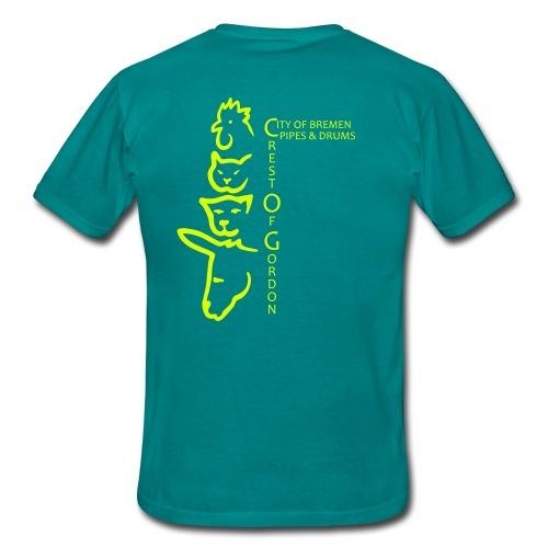 crestmusikanten 3 - Männer T-Shirt