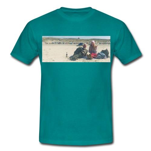 Starte dein Project - Männer T-Shirt