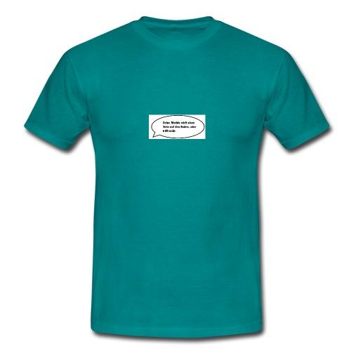 deine-mutter-witze-0 - Men's T-Shirt