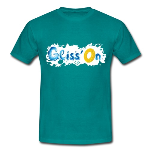 gliss 1 - T-shirt Homme