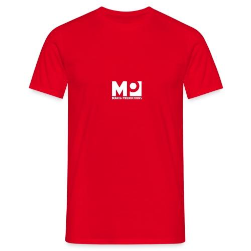 ManigProductions White Transparent png - Men's T-Shirt