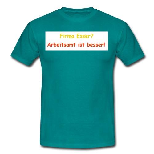 esser - Männer T-Shirt