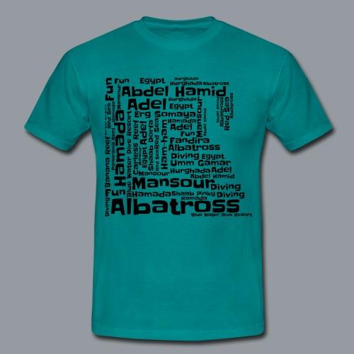 Albatross - Männer T-Shirt