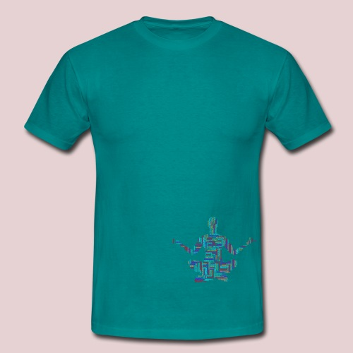 yoga 2099044 960 720 - T-shirt herr