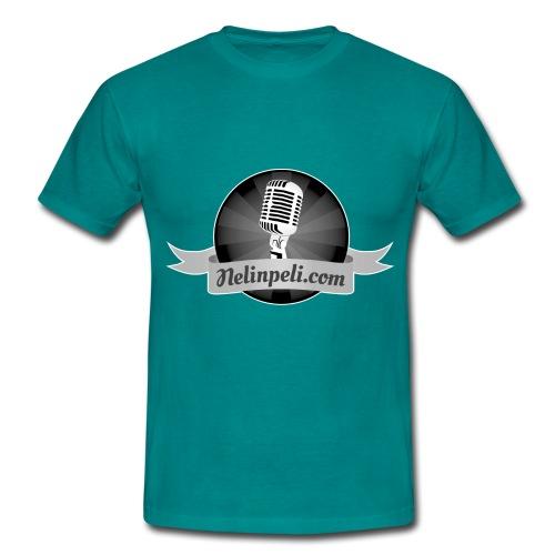 Nelinpelin logo MV - Miesten t-paita