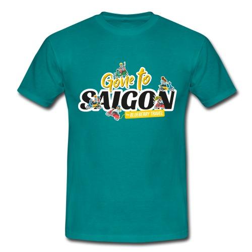 Gone to Saigon - Maglietta da uomo