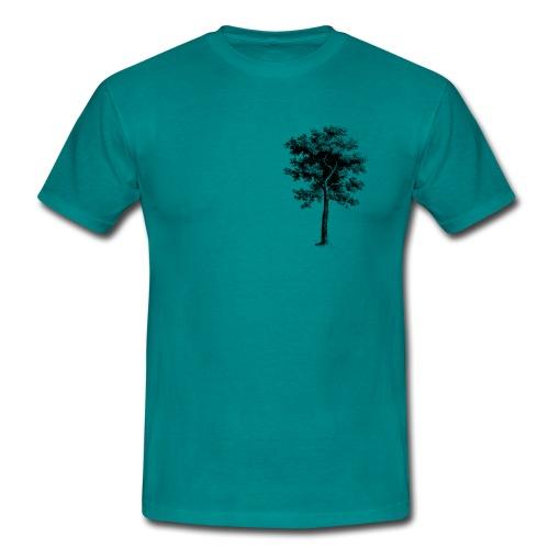 Baum mutternatur - Männer T-Shirt