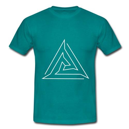 T-Shirt Eaven Geometric - Triangle 2 Foncé Homme - T-shirt Homme