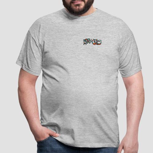 Felix Culpa Designs front & back logo - Men's T-Shirt