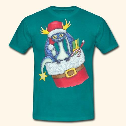 Juldrake - T-shirt herr