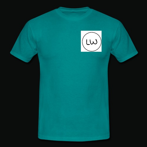 Luke Will Logo - Männer T-Shirt
