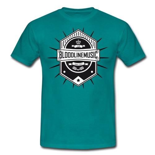 schwarz weiß png - Männer T-Shirt