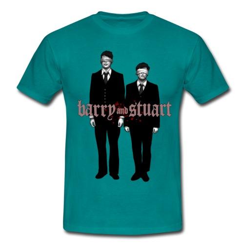 blindfold png - Men's T-Shirt
